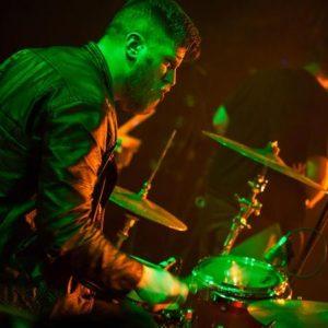 Josh English- Drums