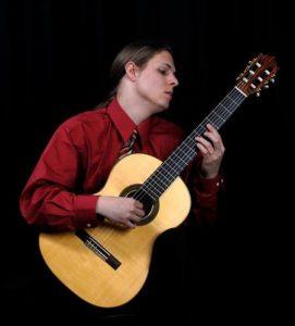 Mike Slomowicz- Guitar, Bass